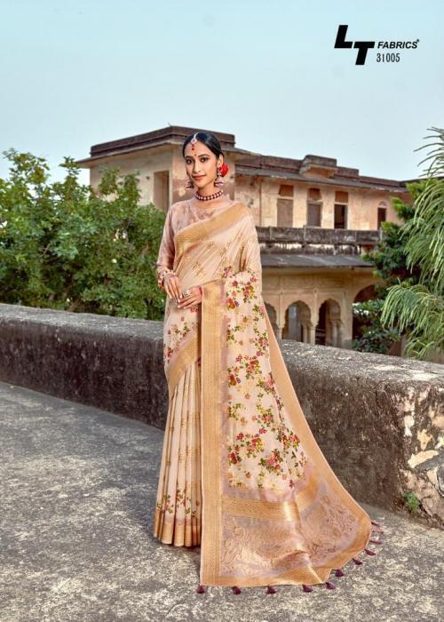 LT Fabrics Nitya Ekanta 31005 Price - 1435