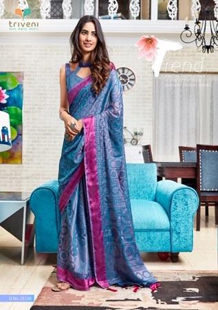Triveni Saree Bella 25138 Price - 975