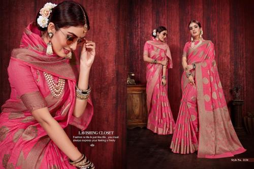 Elina Fashion Aasopalav Silk 2133 Price - 1190