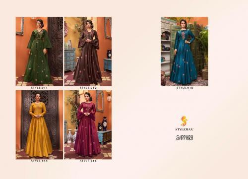 Style Max Almirah Sapphira 911-915 Price - 5245