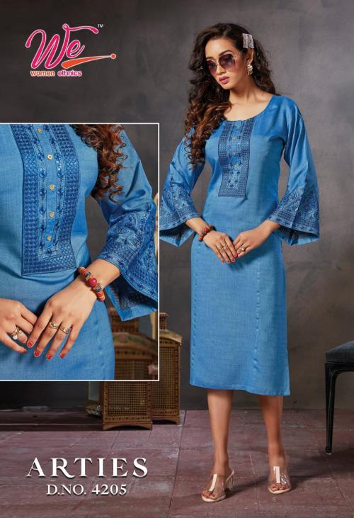 We Women Ethnics Arties 4205 Price - 625