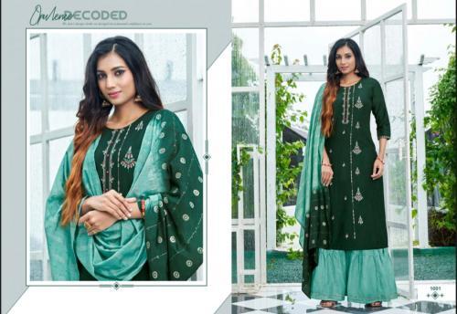 Amaaya Garments Pleasant 1001-1008 Series