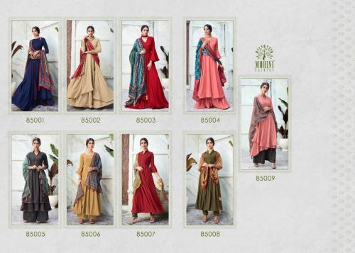 Mohini Fashion Glamour 85001-85009 Price - 12150