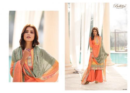 Belliza Designer Vogue 546-008 Price - 700