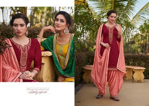 Kessi Fabrics Diamond Patiyala 05 Price - 949