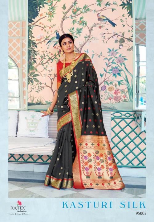 Rajtex Kasturi Silk 95003 Price - 1295