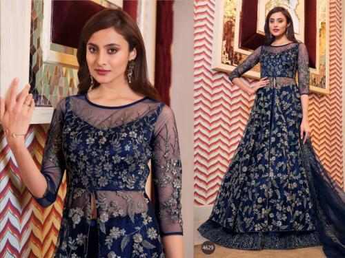 Vipul Fashion Ziana 4629 Master Copy Colors