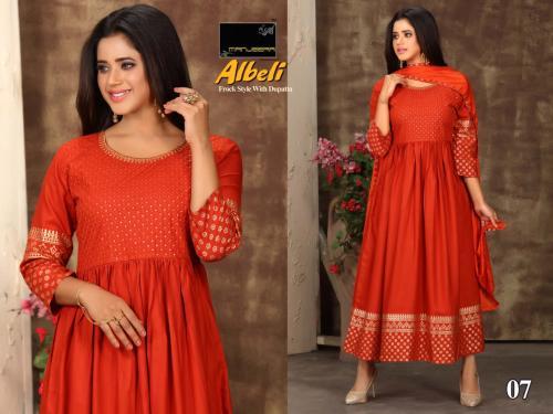 Manjeera Albeli 07 Price - 640