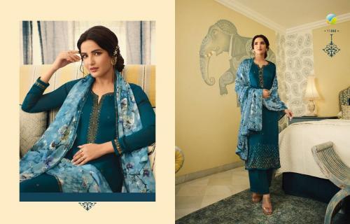 Vinay Fashion Kaseesh Shining Star 11585 Price - Inquiry On Watsapp Number For Price
