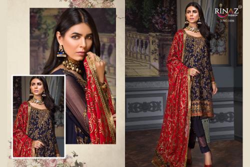Rinaz Fashion Zeenat 1606 Price - 1499