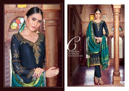 Kessi Fabrics Shubharambh 5393