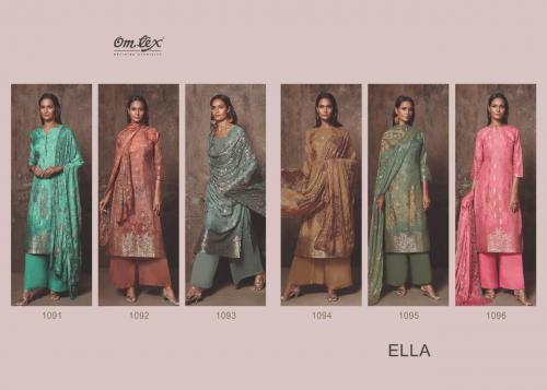 Omtex Ella 1091-1096 Price - 15570