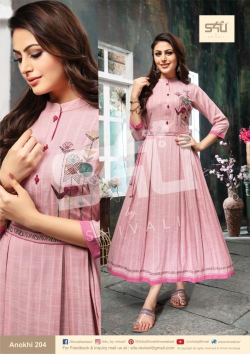 S4U Shivali Anokhi 204 Price - 815