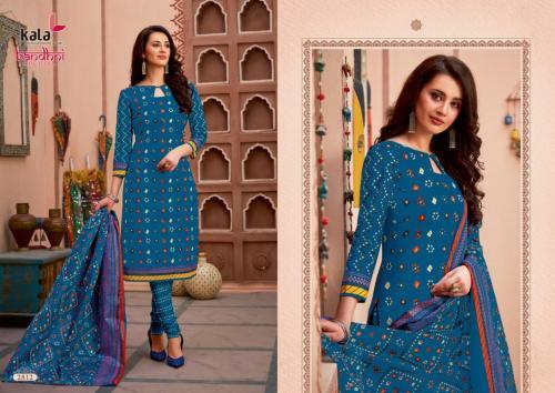 Kala Bandhni Special 2812 Price - 499