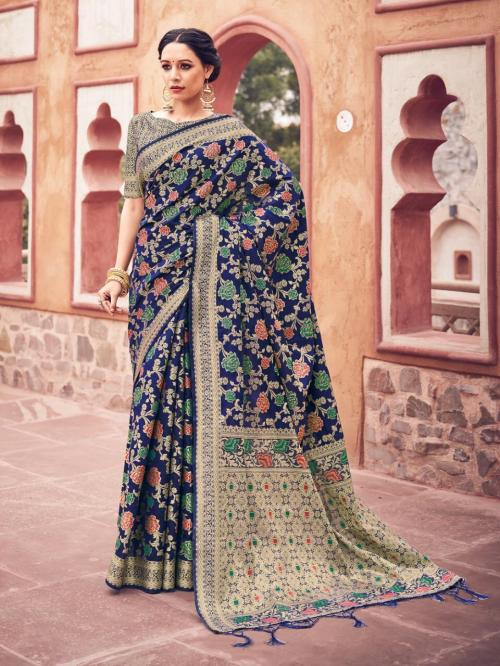 Elina Fashion Noorjha Silk 2070 Price - 1190