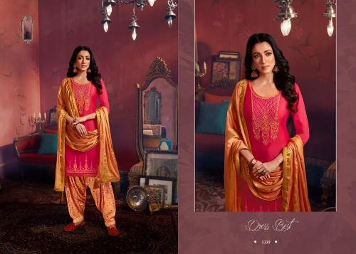 Kessi Fabrics Shangar By Patiala House 5338 Price - 1099