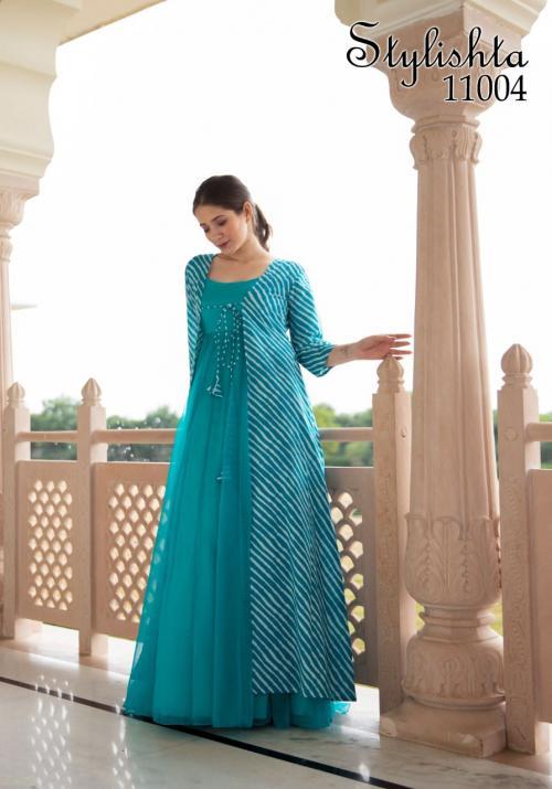 Stylishta Gown 11004 Price - 1095