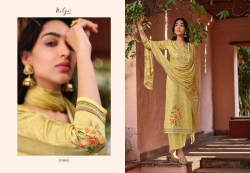 Lt Nitya Fabrics Ehsaas 1004 Price - 1425