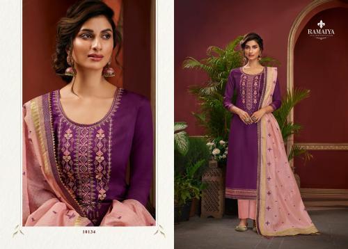 Kessi Fabrics Ramaiya Palkhi 10134 Price - 899