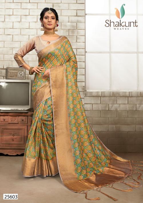 Shakunt Saree Venus 25603 Price - 1421