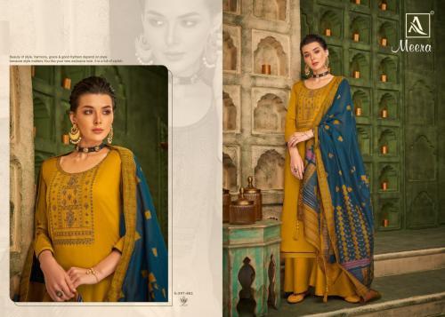 Alok Suits Meera 597-002 Price - 965