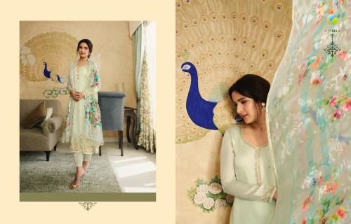 Vinay Fashion Kaseesh Shining Star 11583 Price - Inquiry On Watsapp Number For Price