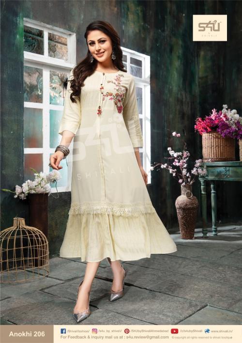 S4U Shivali Anokhi 206 Price - 815
