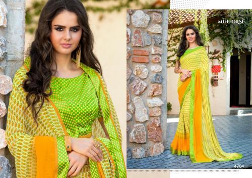 Mintorsi Designer Beauty Look 4704 Price - 925
