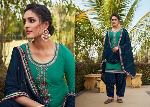 Kessi Fabrics Diamond Patiyala 03 Price - 949