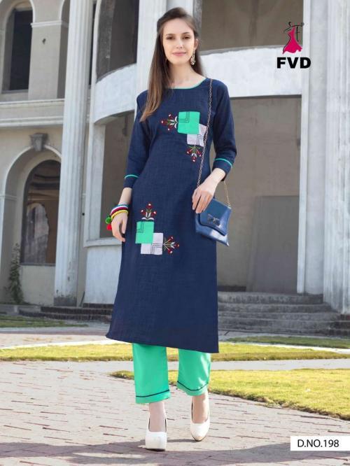 Fashion Valley Dress City Girl 198 Price - 700