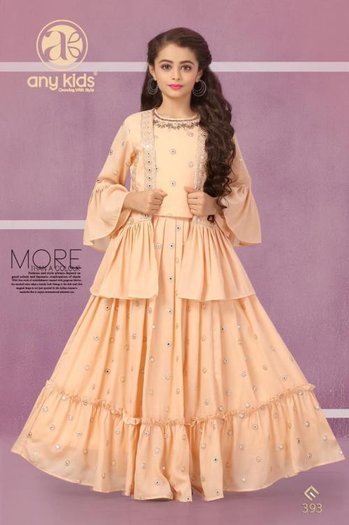 Any Kids Designer Gowns 393 Price - 1399
