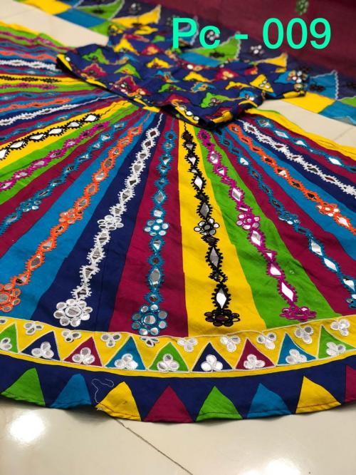 Designer Navratri Special Lehenga Choli PC 009 Price - 2495