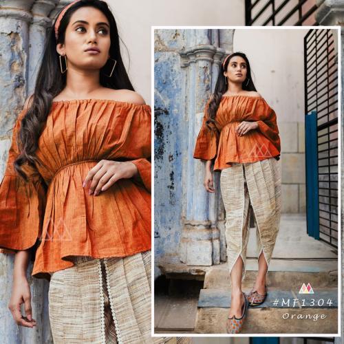 Mesmora Fashion Fanstasy Khadi MF 1304