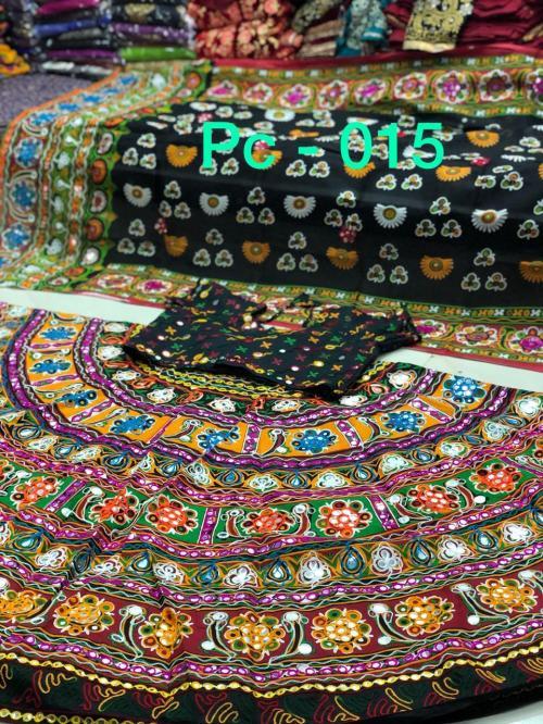 Designer Navratri Special Lehenga Choli PC 015 Price - 2495
