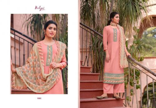 Lt Fabrics Nitya Anaya 1002 Price - 1649