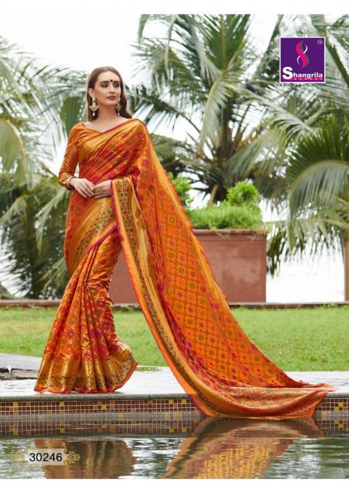 Shangrila Saree Raagsutra Silk 30246 Price - 1170