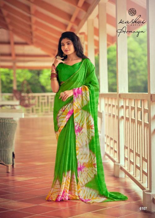 Kashvi Creation Aranya 6107 Price - 795