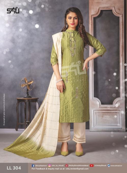 S4U Shivali Limelight 304 Price - 1681