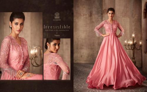 Mohini Fashion Glamour 75003 Price - SemiStiched- 2495 , Readymade Stitched , 2895