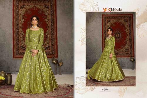 Shubhkala Flory 4604 Price - 1100