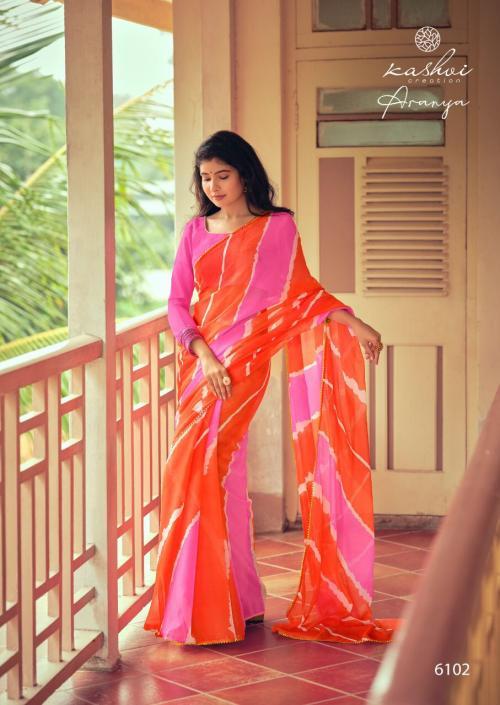 Kashvi Creation Aranya 6102 Price - 795