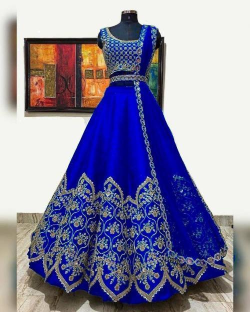 Bollywood Designer Lehenga Choli LG-332 Colors
