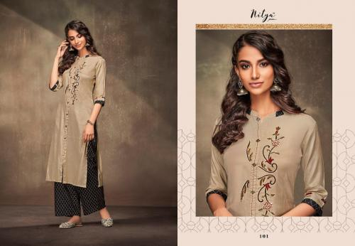 LT Fabrics Nitya Feyre 109 Price - 1150