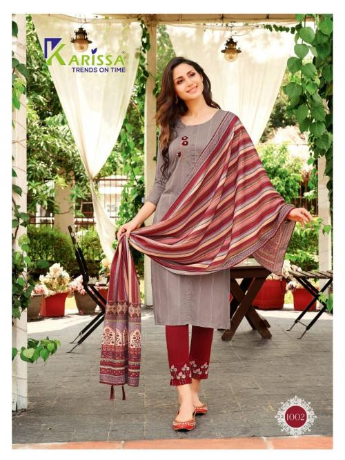 Karissa Trendz Bombay Beauty 1002 Price - 1105