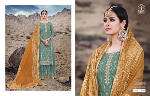 Mohini Fashion Glamour 74003 Price - 2495