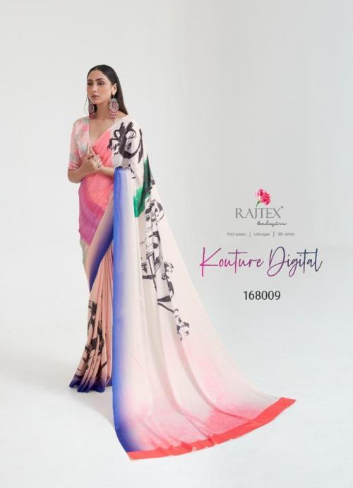 Rajtex Saree Kouture Digital 168009 Price - 1005