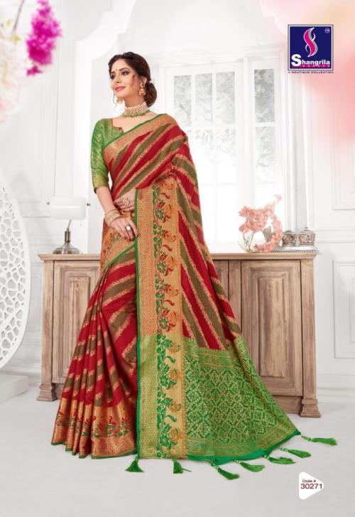 Shangrila Saree Jeevika Silk 30271 Price - 1105