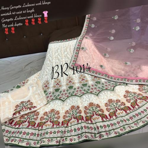 BR Lehenga Choli BR-1014-L Price - 2095