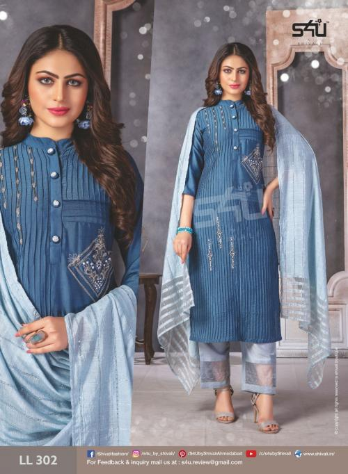 S4U Shivali Limelight 302 Price - 1681