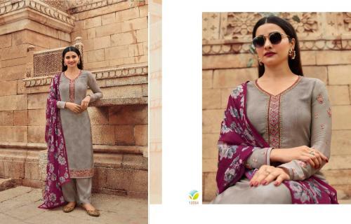 Vinay Fashion Silkina Royal Crepe 13564 Price - 1090